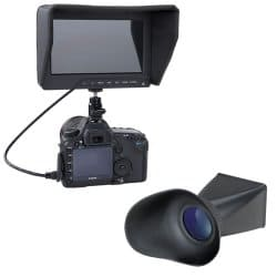Monitor & Viewfinder
