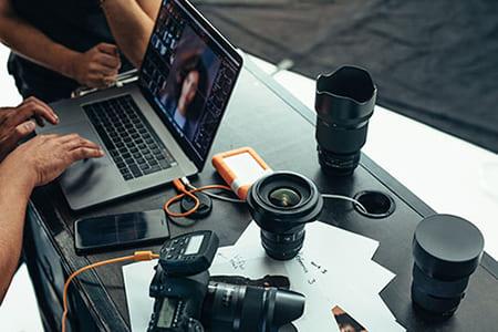 Fotostudio Equipment: Wie richte ich mein Studio richtig ein?