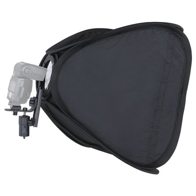 proxistar Mobile Softbox 40x40 für Systemblitze