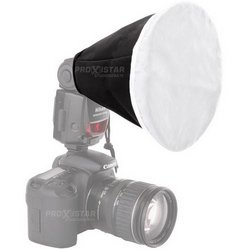 MobiFlash Octagon Softbox Ø15cm für Systemblitze