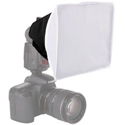 MobiFlash Universal Softbox 15x20cm für Systemblitze