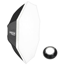proxistar easy Schirm-Softbox Octagon 120 für Multiblitz P
