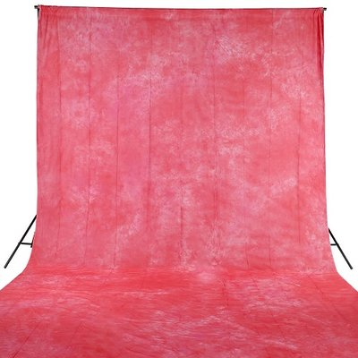 proxistar Hintergrundstoff Lovely Pink 3x6m