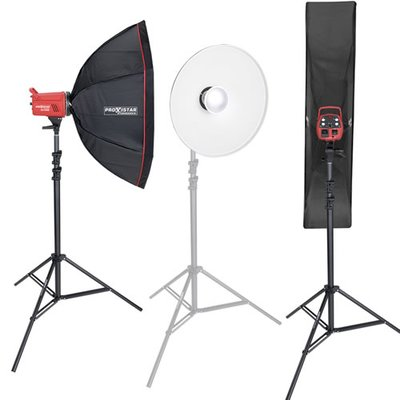 proxistar Studioblitz Kit KS-300/300 Beauty