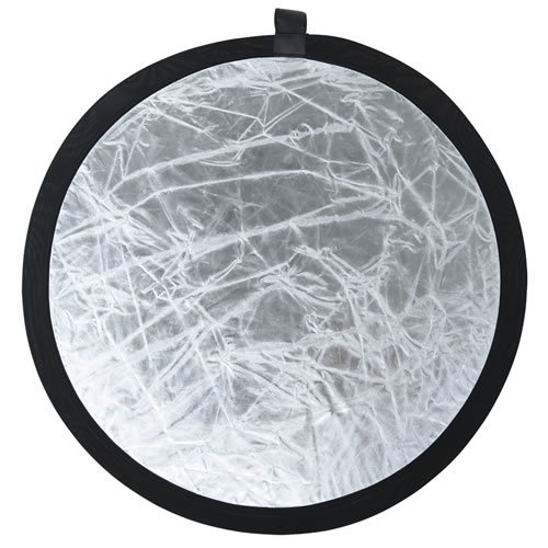 proxistar Doppelreflektor schwarz//weiß 80x120cm optimal auch für unterwegs