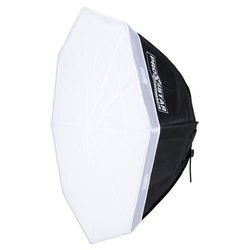 proxistar Daylight 1000 mit Octagon Softbox, Ø 90cm