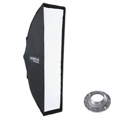proxistar Striplight Softbox Pro 35x160cm für Bowens