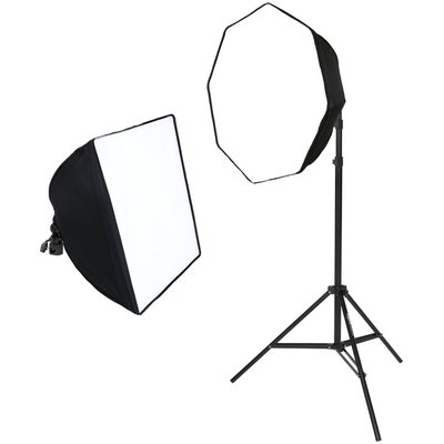proxistar Daylight Set Basic mit Schnellspann Magic Softbox
