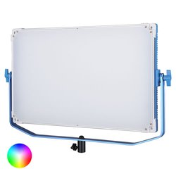 LED Video Panel Flächenleuchte RGB Bi-Color 160W